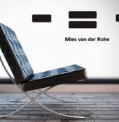 Barcelona(Mies Van Der Rohe)